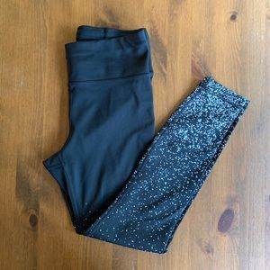 Athleta Contender Reflective Running Tights